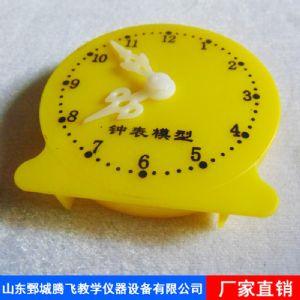 钟表模型两针非联动