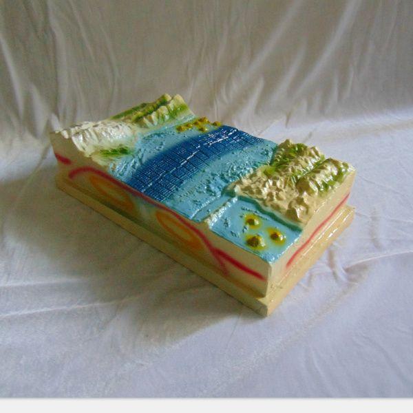 板块构造及地表形态