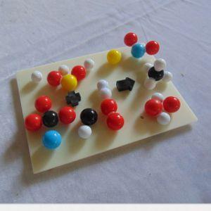 初中分子结构模型